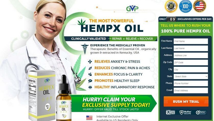 GVP Hempex Oil 2