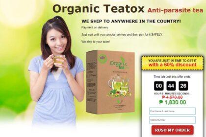 Organic TeaTox 2