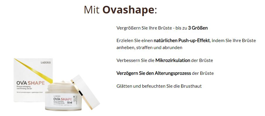 Ovashape