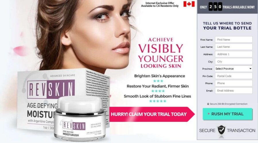 RevSkin Cream 2