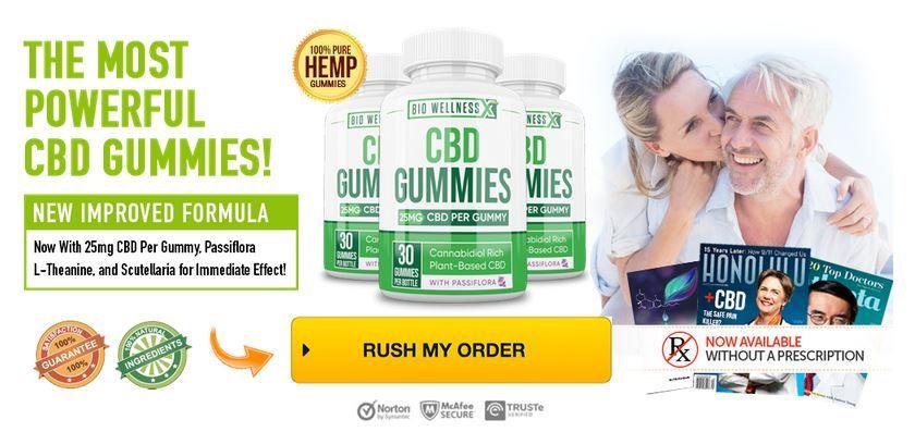 Bio Wellness CBD Oil 1