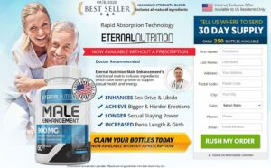 Eternal Nutrition Male Enhancement 2