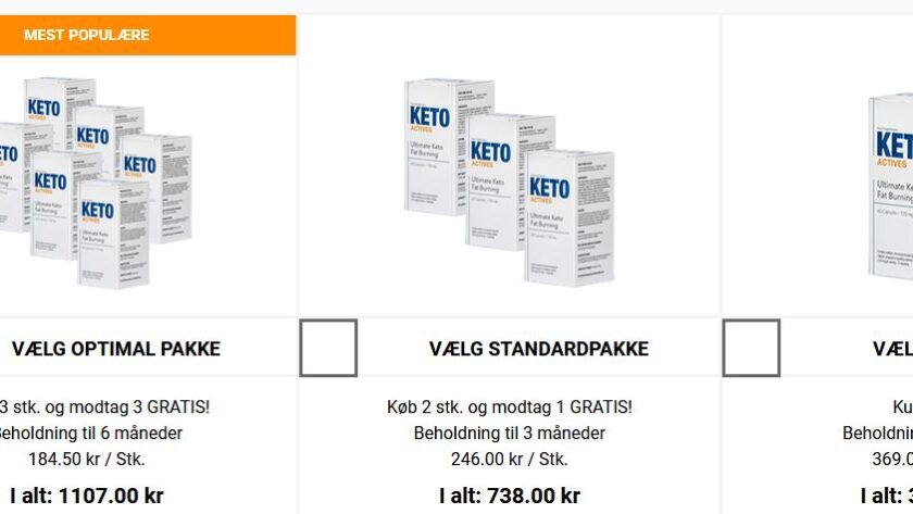Keto Actives 2