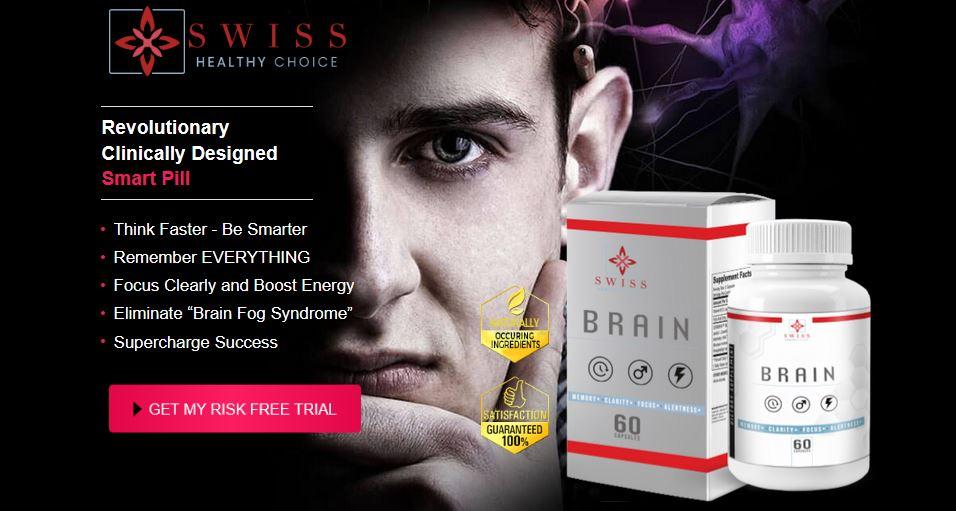 Swiss Brain Booster 1