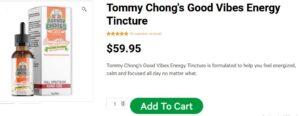 Tommy Chongs CBD Oil 2