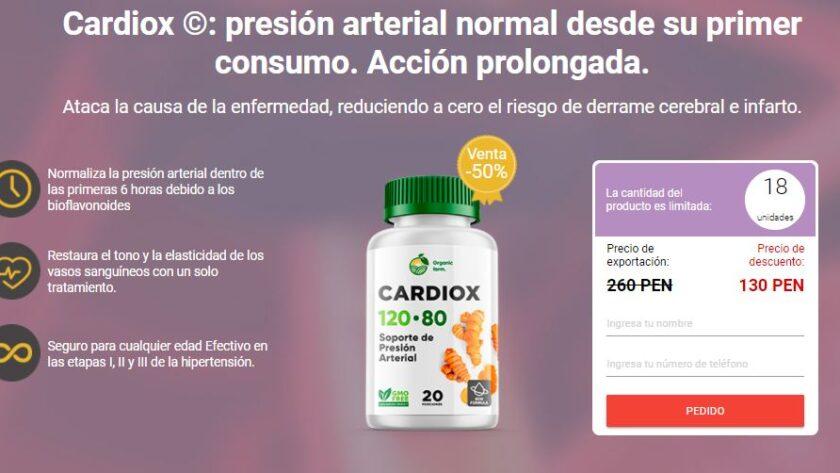 Cardiox 2