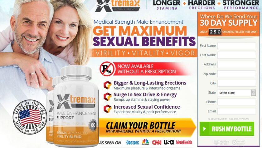 Xtremax Male Enhancement 2