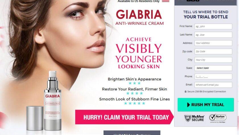 Giabria Skin Cream 2