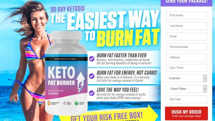 Keto Fat Burner 2