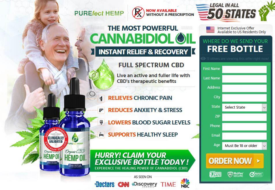PureFect Organic CBD 2
