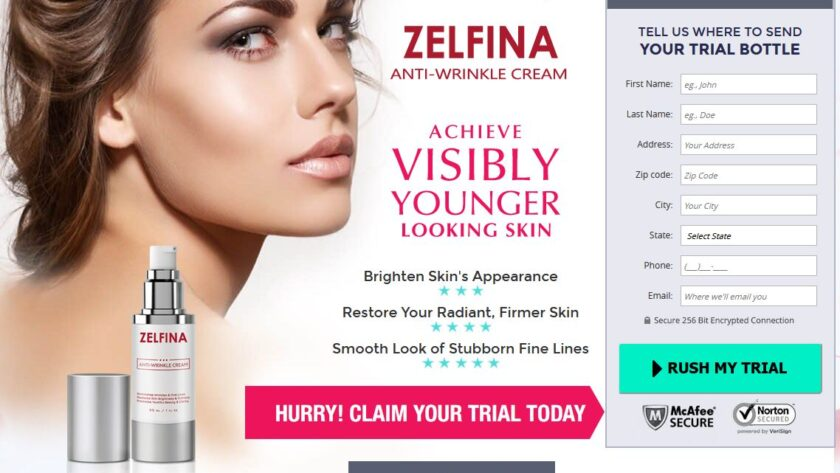 Zelfina Skin Cream 1