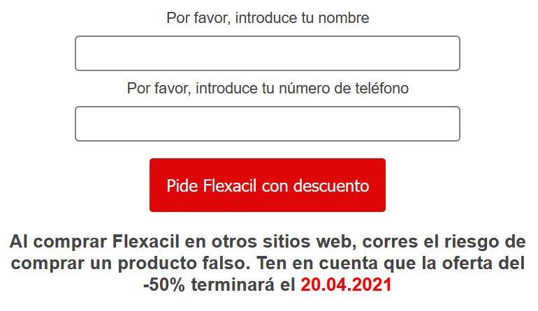 Flexacil Ultra 1