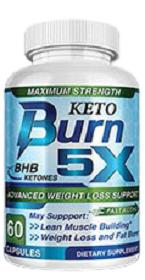 Keto Burn 5X