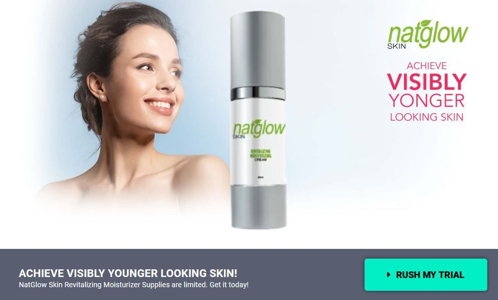 NatGlow Skin Cream 1