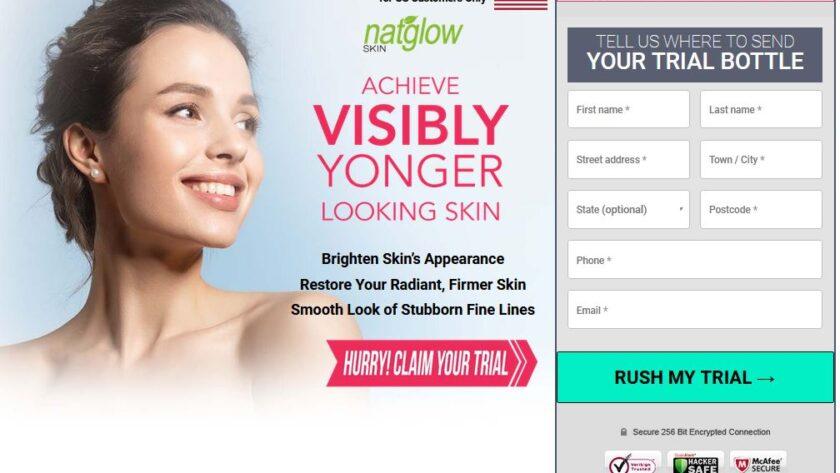 NatGlow Skin Cream 2