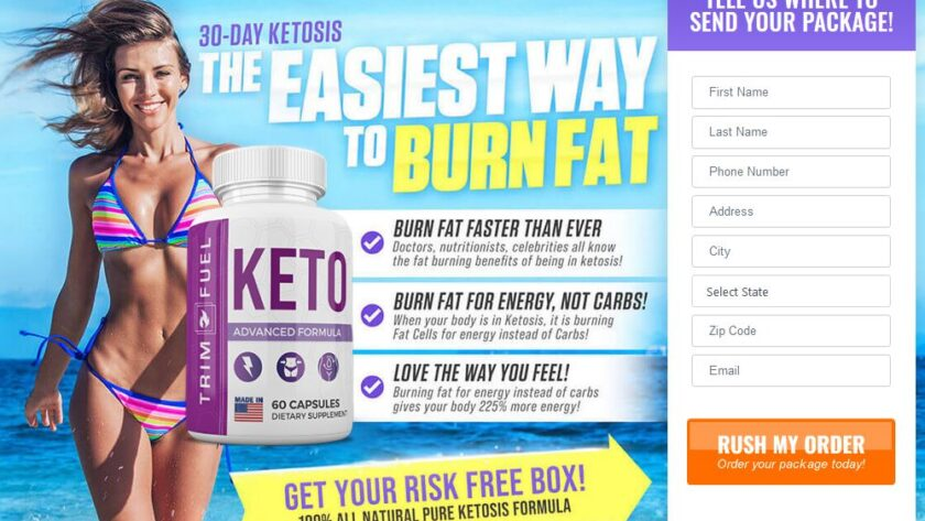 Trim Fuel Keto 2