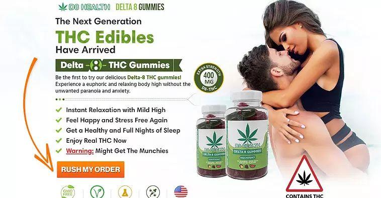 D8 Health Delta 8 Gummies 2