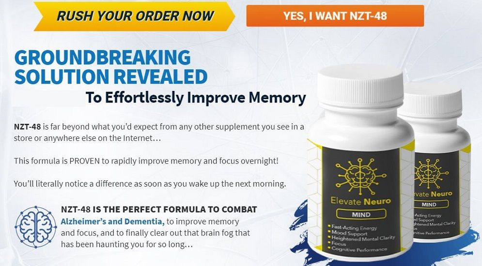 Elevate Neuro Mind 1