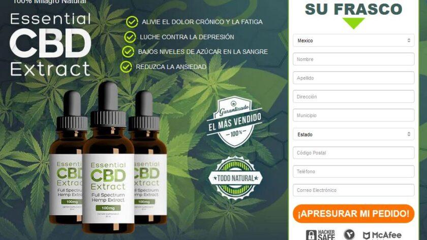 Essential CBD Extract 2