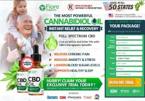 Fiore Organics CBD 2
