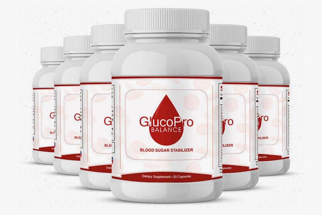 GlucoPRO 1