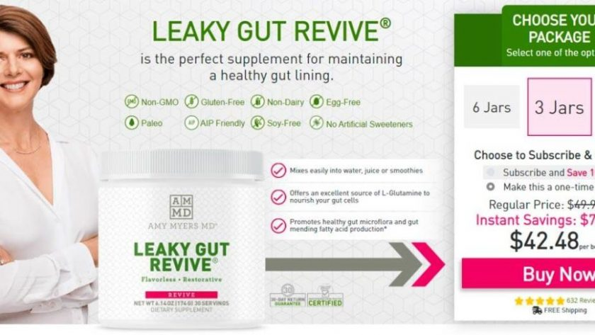 Leaky Gut Revive 2