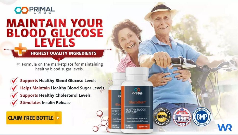 Primal Labs Glucoburn