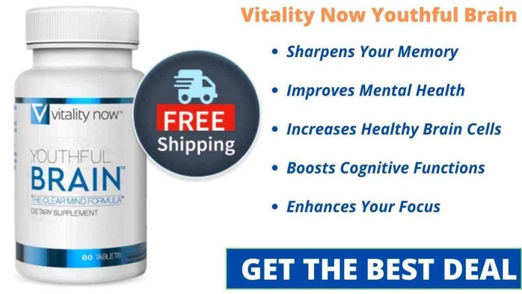 Vitality Now Youthful Brain 1