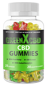 CBD GreenX Gummies
