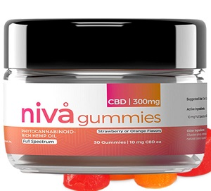 Niva CBD Gummies