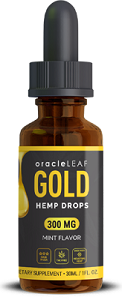 Oracle Leaf Gold Hemp