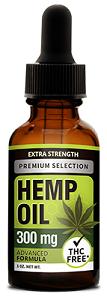 Premium Selection Hemp Oil