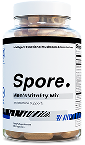 Spore Men's Vitality Mix